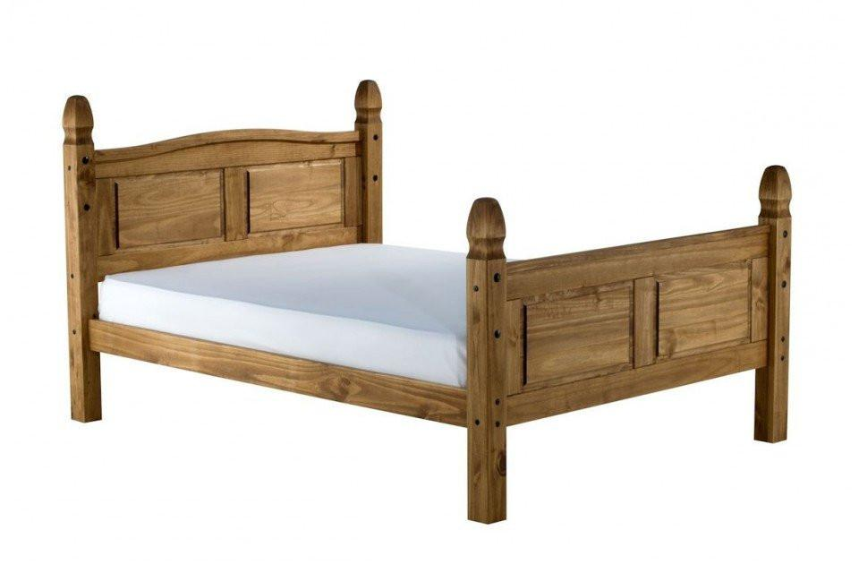 Birlea Corona High Footend Bed Frame Online Bed