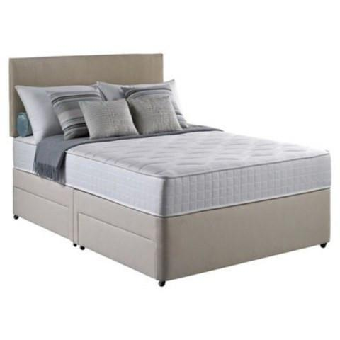 Premium 4 drawer divan base online bed mattress store for Double divan base with drawers