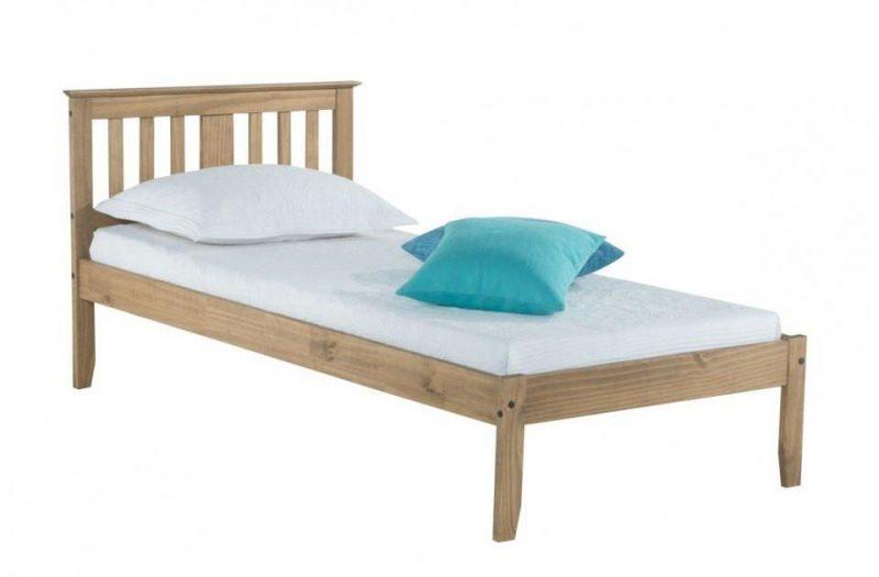 BIRLEA Salvador Pine Bed Frame - Online Bed & Mattress Store: Shops ...