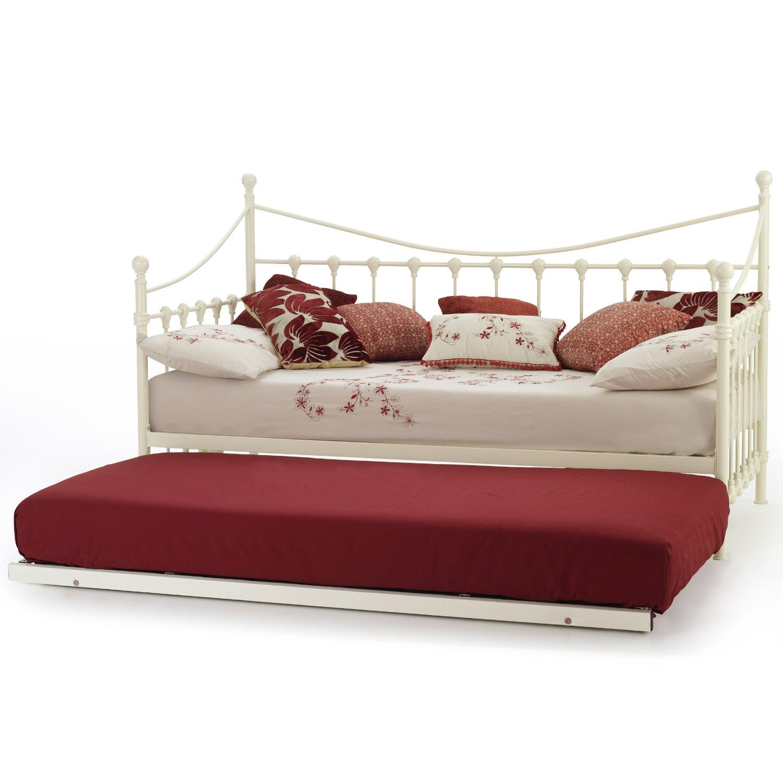 Serene Florence Ivory Gloss Day Bedroom Furniture Sliding Door Wardrobes Free Standing