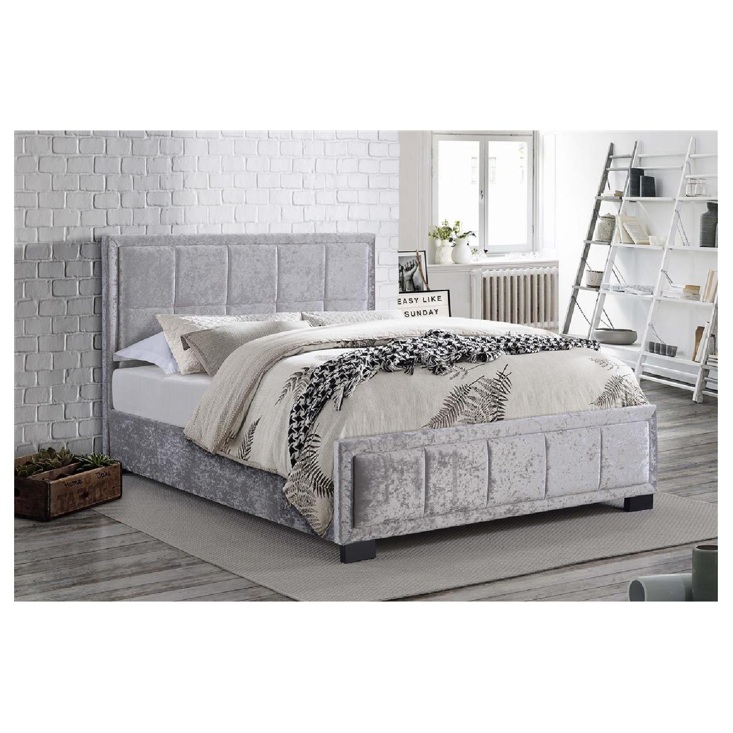 Birlea Hannover Fabric Bed Online Bed Amp Mattress Store