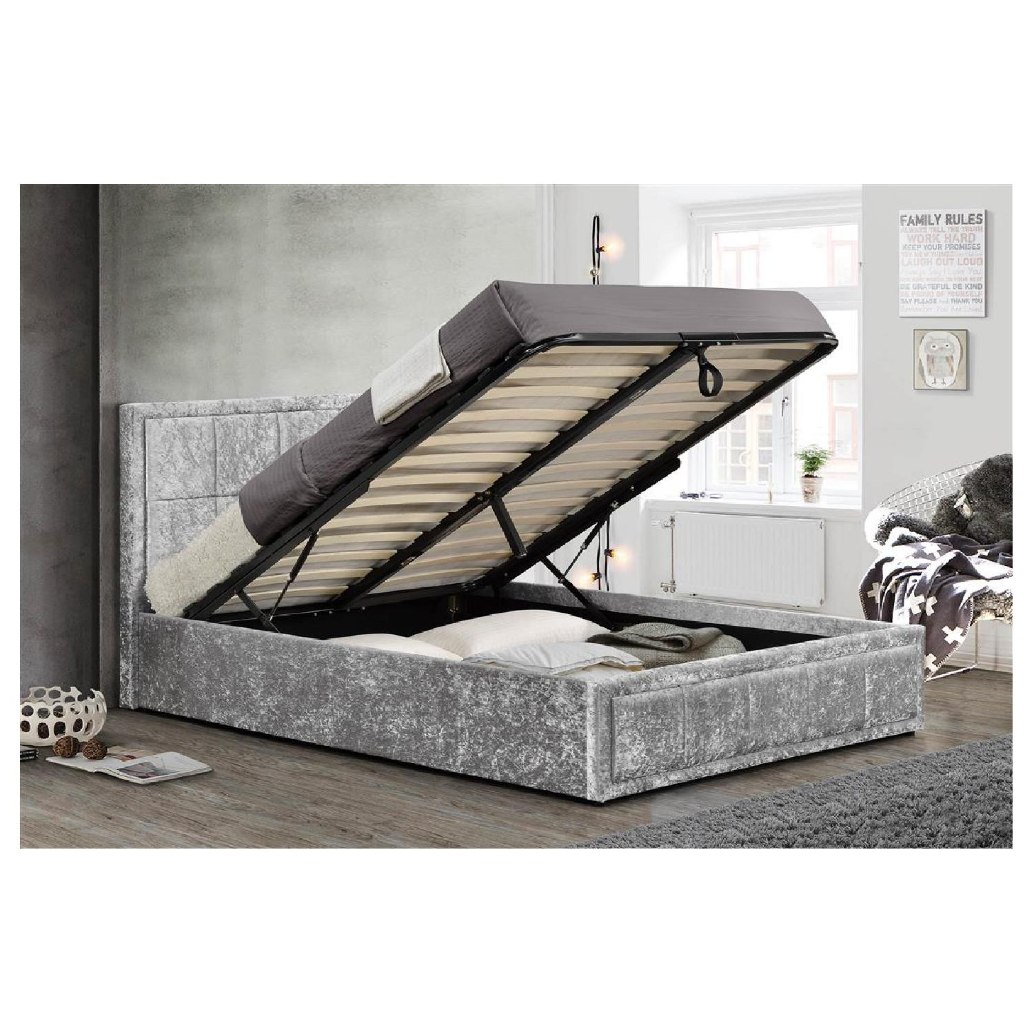 Birlea Hannover Fabric Ottoman Bed Online Bed Amp Mattress