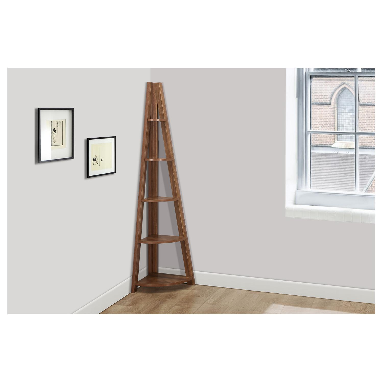 Uk Availability A0297 53326 Birlea Nordic Corner Bookcase