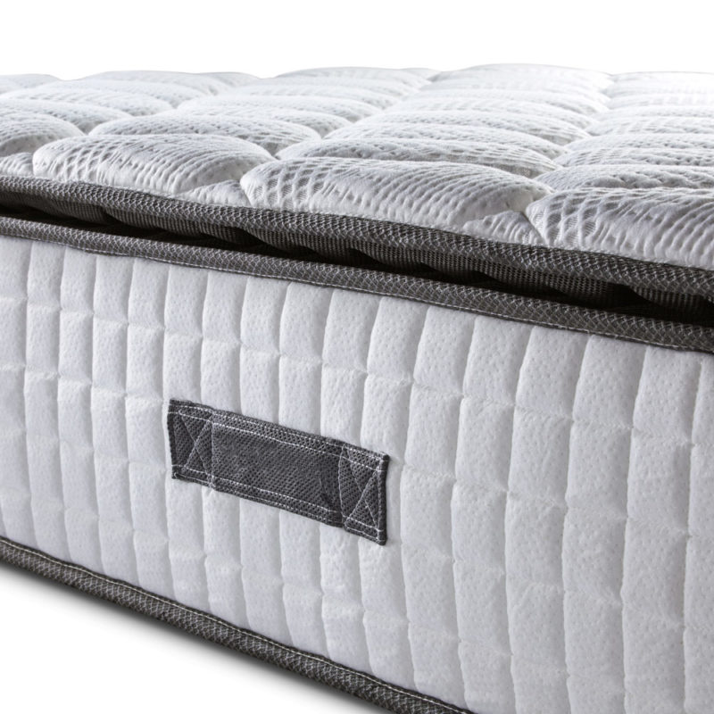 Eclipse Pocket-Sprung Mattress with Memory Foam