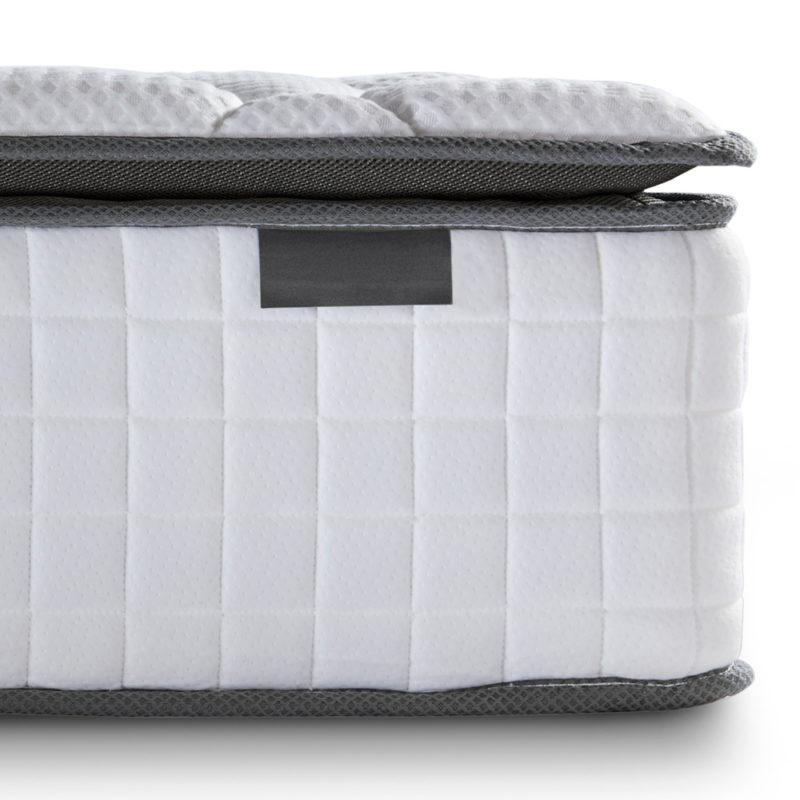 Eclipse Pocket-Sprung Mattress with Memory Foam
