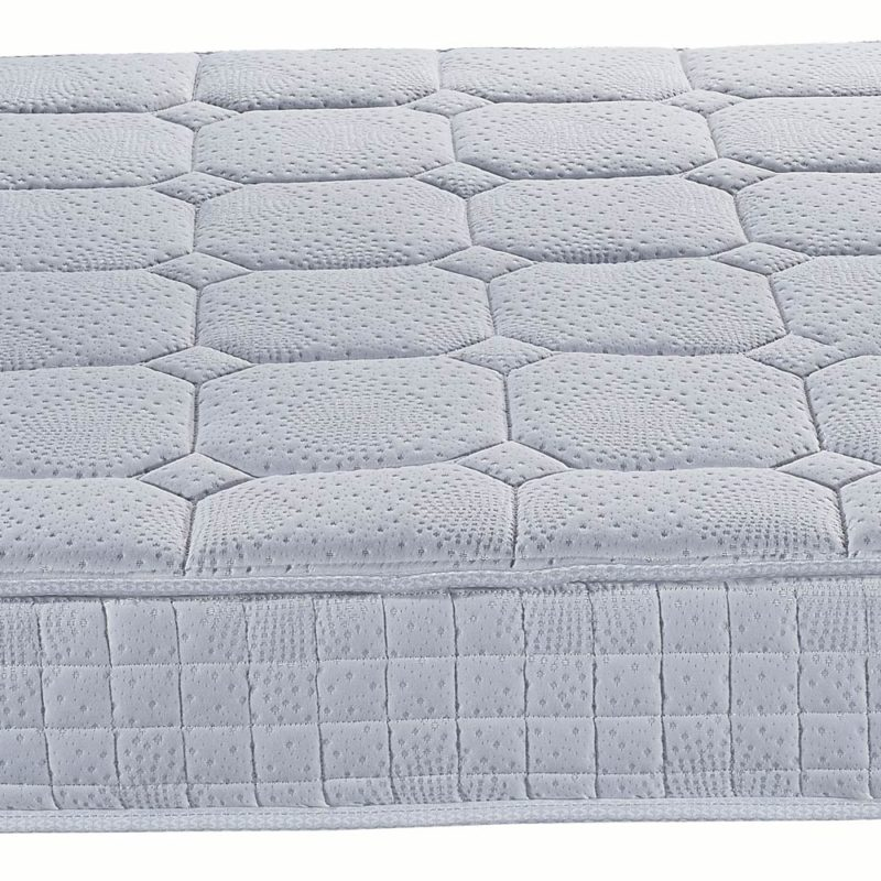 Dreamflex Silver Comfort Pocket-Sprung Mattress with Memory Foam