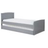 BECB3GRY_Beckton Trundle Bed Grey 1