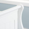 VERB3WHT_Verona Bed Footboard Close Up