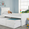 VERB3WHT_Verona Bed White_Trundle Out_RS